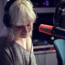 Channah bij 3FM